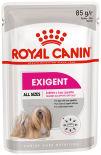 Корм для собак Royal Canin Exigent Care для привередливых в питании 85г