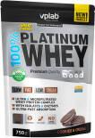 Протеин Vplab 100% Platinum Whey Сливочное печенье 750г