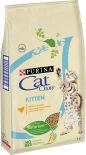 Сухой корм для котят Cat Chow Птица 7кг