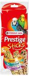 Лакомство для птиц Versele-Laga Prestige палочки с медом фруктами ягодами для волнистых попугаев  3шт*30г