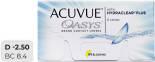Контактные линзы Acuvue Oasys with Hydraclear Plus Двухнедельные -2.50/14/8.4 6шт