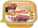 Корм для собак Зоогурман Smolly dog Pate Телятина с кроликом 100г