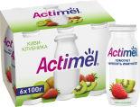 Напиток Actimel Киви-клубника 2.5% 100мл