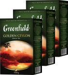 Чай черный Greenfield Golden Ceylon 100г