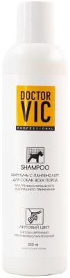 Шампунь для собак Doctor VIC Липовый цвет 250мл