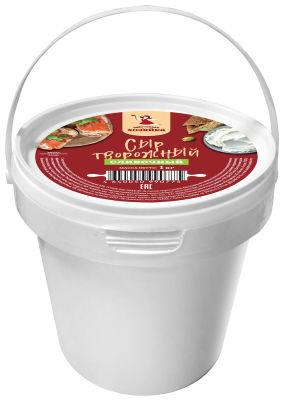 Сыр творожный Заботливая Хозяйка сливочный 1кг