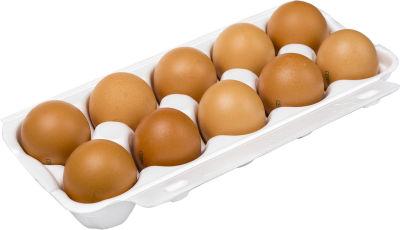 Яйца СО 10шт цвет в ассортименте