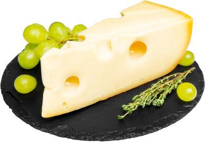 Сыр Николаевские Сыроварни Маасдам 45% 0.4-0.7кг
