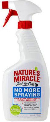 Спрей для кошек 8 in 1 Natures Miracle Антигадин 710мл