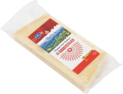 Сыр Emmi Эмменталер 45% 200г