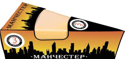 Сыр Староминский сыродел Манчестер 155г