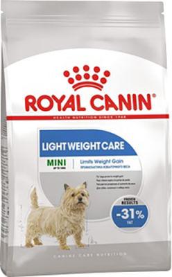 Сухой корм для собак Royal Canin Light Weight Care Mini Птица 3кг