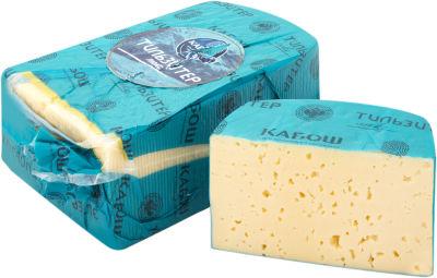 Сыр Кабош Тильзитер Люкс 47%