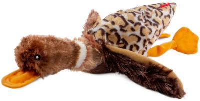 Игрушка для собак GiGwi утка с пищалками