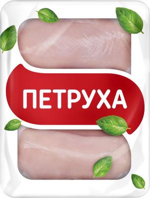 Филе грудки цыплят-бройлеров Петруха 850г