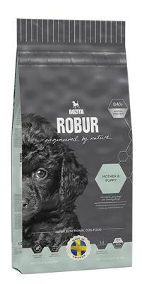 Сухой корм для щенков Bozita Robur Mother&Puppy с крокетами 14кг